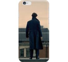 Sherlock Falls iPhone Case/Skin