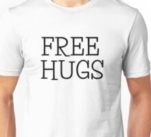 Free Hugs Love Unisex T-Shirt