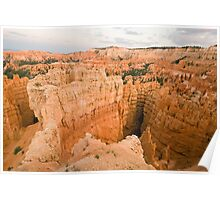 Bryce Amphitheater Poster