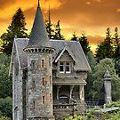 Fairytale Castle #2 by Sandra Cockayne