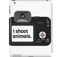 Photography Photographer Gift Cool iPad Case/Skin