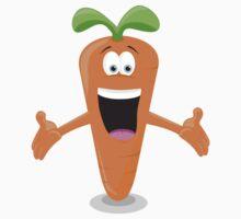 Mr Carrot Kids Tee