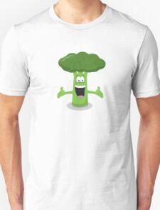 Broccoli Man Unisex T-Shirt
