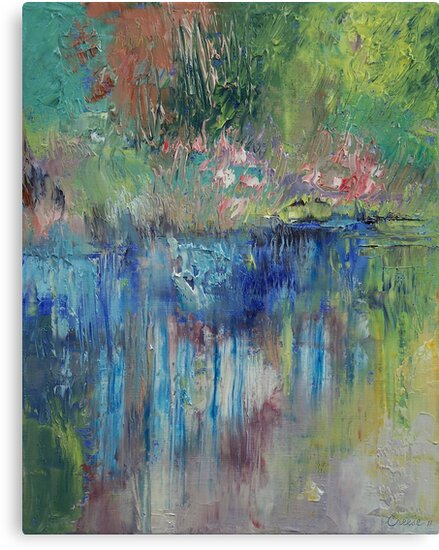 Willows by Michael Creese