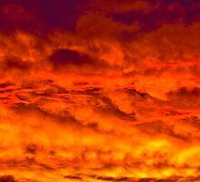 Fire In the Sky by Ersu Yuceturk