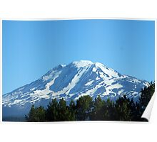 Mt Adams, Washington Poster