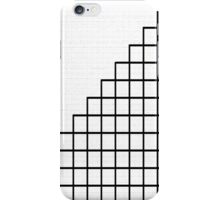 Line Cage iPhone Case/Skin