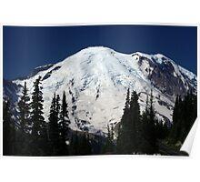 Mt Rainier, Washington Poster