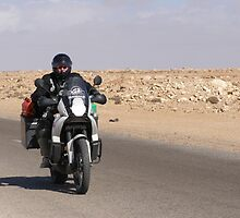 Desert Rider by Vulcha