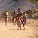 Children Of Mali by Vulcha
