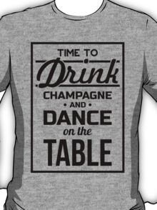 Time to Drink T-Shirt