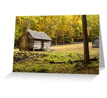 Appalachian Memories Greeting Card