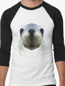 seal Men's Baseball ¾ T-Shirt