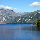 Coldwater Lake, Washington by Loisb