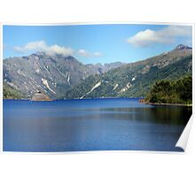Coldwater Lake, Washington Poster