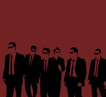 Reservoir Dogs by Shay Dellinger