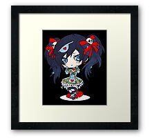 Anime Chibi 5. Framed Print