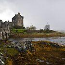 eilean donan castle by paolo amiotti
