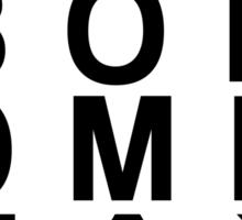 Scott Pilgrim - Sex Bob Omb May 22nd Sticker