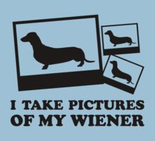 I Take Pictures Of My Wiener by FunniestSayings