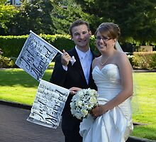 JUST MARRIED... by Carol Clifford