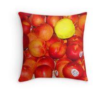 Cuckoo's egg - natures artwork Throw Pillow