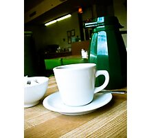 The Coffee Shop 03 Photographic Print