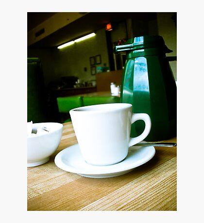 The Coffee Shop 03 Photographic Print