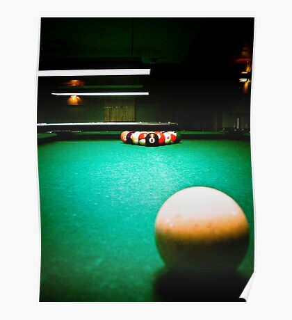 A Game of Pool 01 Poster