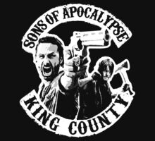 Sons os Apocalypse. Kids Clothes
