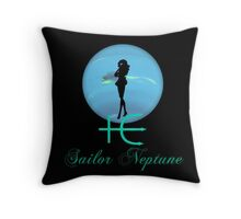 Sailor Neptune Throw Pillow
