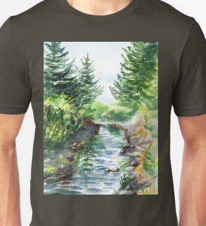Forest Creek Unisex T-Shirt