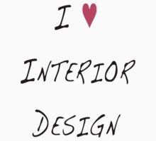 I love interior design One Piece - Long Sleeve
