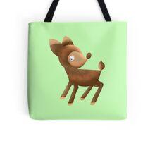 cutie deer Tote Bag