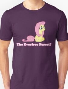 The Everfree Forest? with Text Unisex T-Shirt