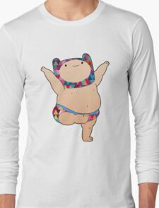 Puncha Yo Buns Long Sleeve T-Shirt
