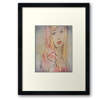 we only part to meet again.... Framed Print