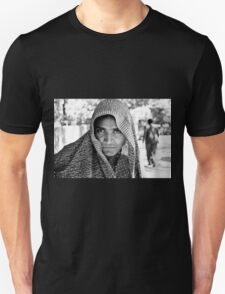 The Eyes of  a Mysterious Beauty Unisex T-Shirt