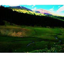 bowen mountain Photographic Print