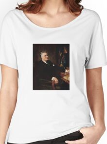 FDR Official Portrait Women's Relaxed Fit T-Shirt