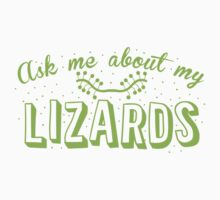 Ask me about my Lizards Kids Clothes