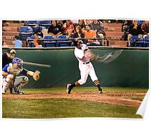 Foul Ball! Poster