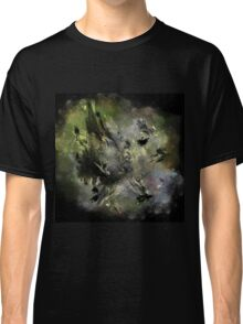 Castle in Space - Abstract CG Classic T-Shirt
