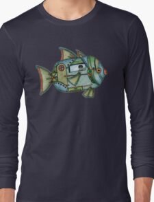 Aqua Gypsy Long Sleeve T-Shirt