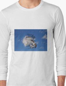 Emily Long Sleeve T-Shirt