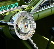 Feature banner Automotive Bling by Linda Bianic