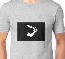 Pirate Flag - Thomas Tew Unisex T-Shirt