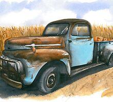 Farm Hauler by Anthony Billings
