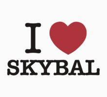 I Love SKYBAL Kids Clothes