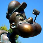 Popeye in Florida by dgscotland